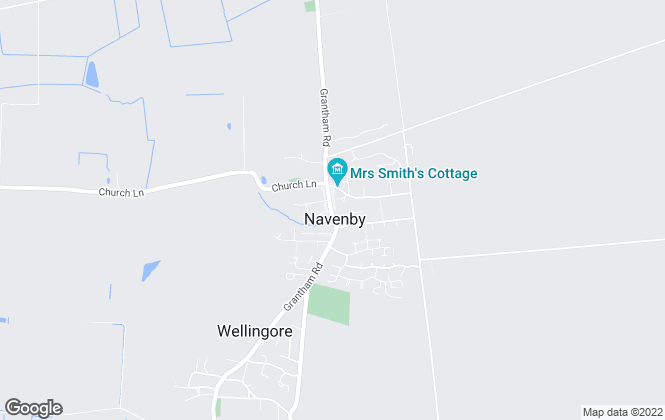 Map for Fine & Country, Navenby