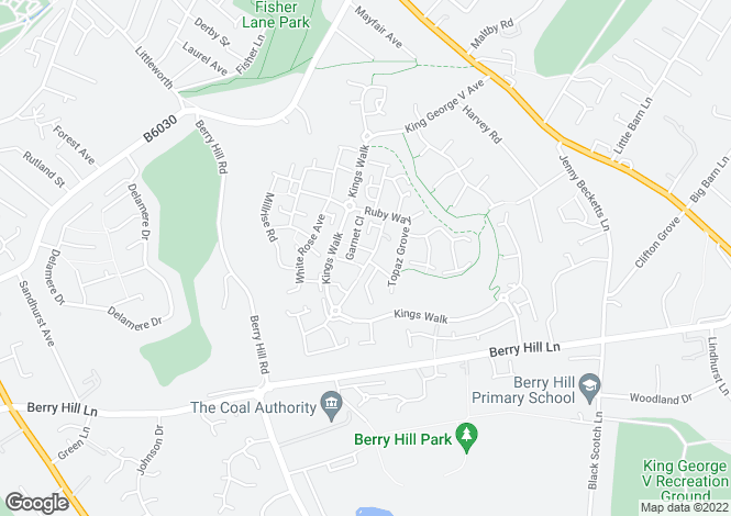 Map for The Ellerby at Sapphire Court, Sapphire Street,