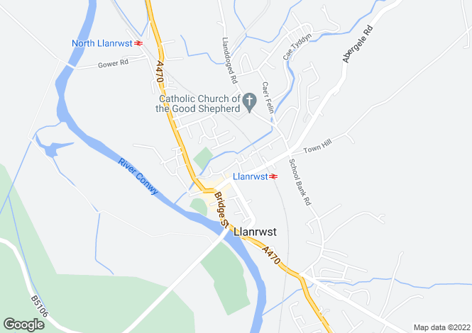 Map for Plough Street,