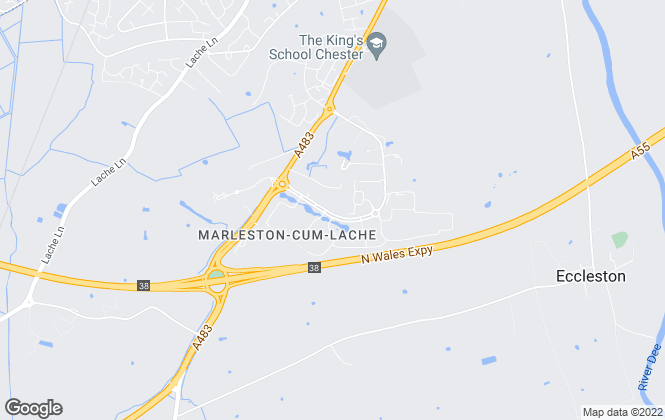 Map for Lancashire Residential , Manchester