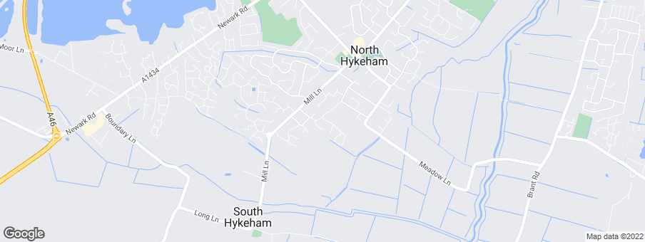 Map for Lindum Homes