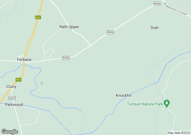 Map for Kilcolgan More, Ferbane, Offaly