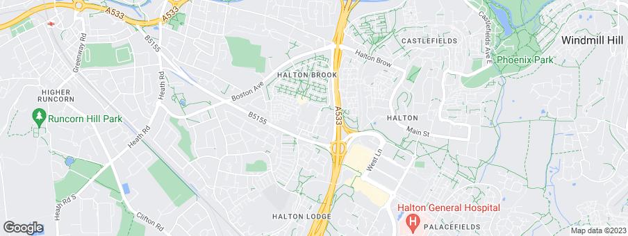 Map for Seddon Homes