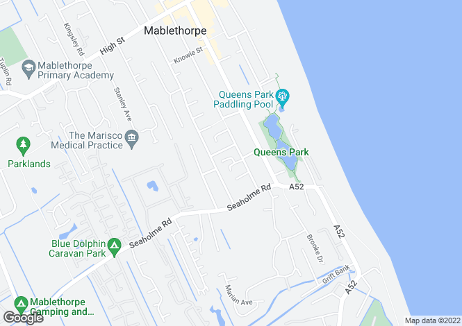 Map for 10 The Laurels,