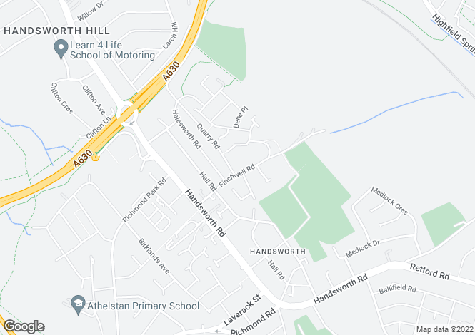 Map for PALMERSTON at The Gateway, Quarry Road,