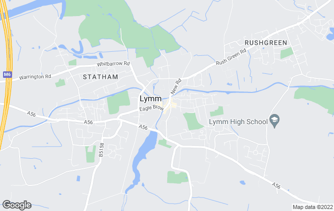 Map for Ridgeway Residential Estate Agent, Lymm