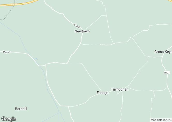 Map for Kildare, Kildare