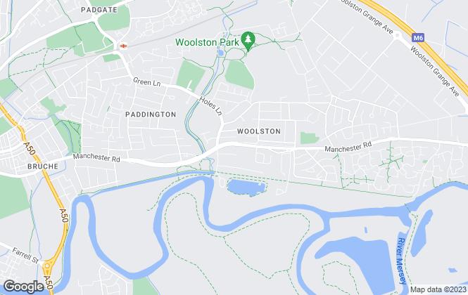 Map for Armadillo Self Storage, Armadillo Warrington