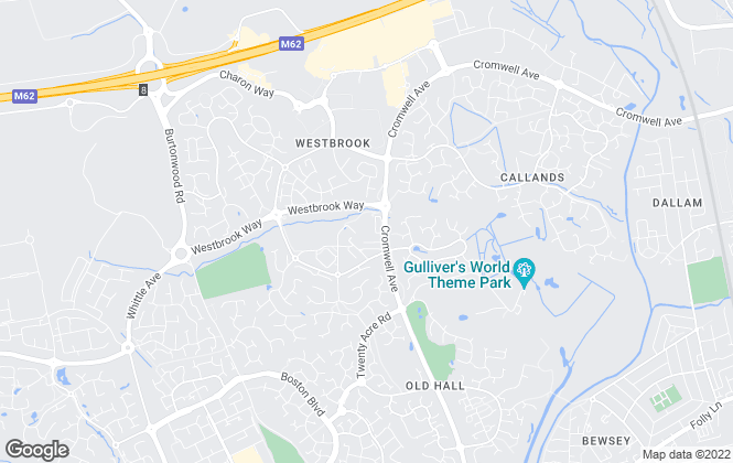 Map for Edwards Grounds, Westbrook - Sales
