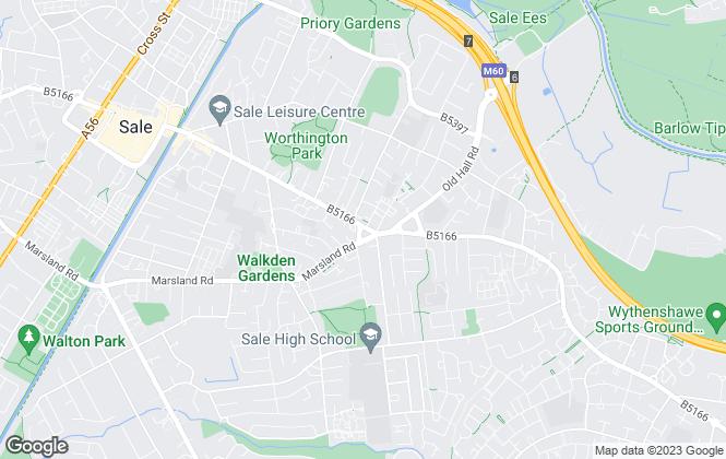 Map for Stevenson Whyte, Sale