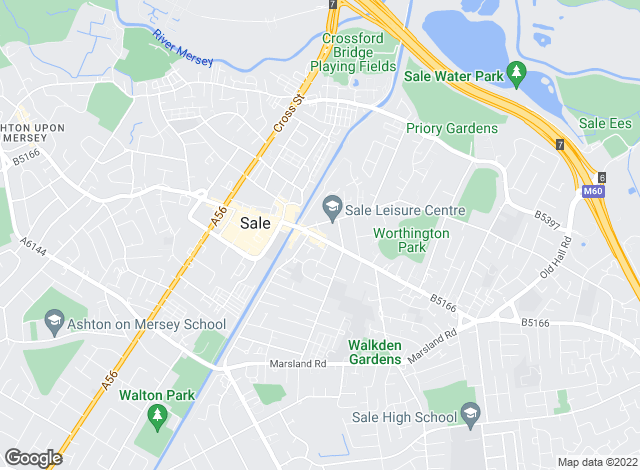 Map for Jets Estate Agency, Sale