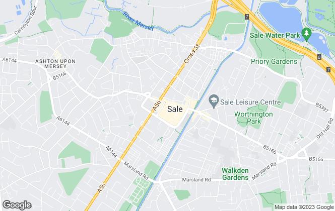 Map for Julian Wadden, Sale