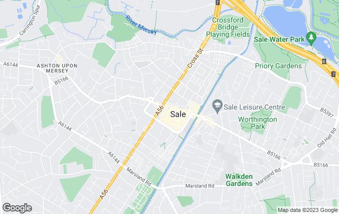 Map for Gascoigne Halman, Sale