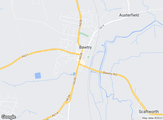 Map for Bawtry Lettings & Sales, Doncaster
