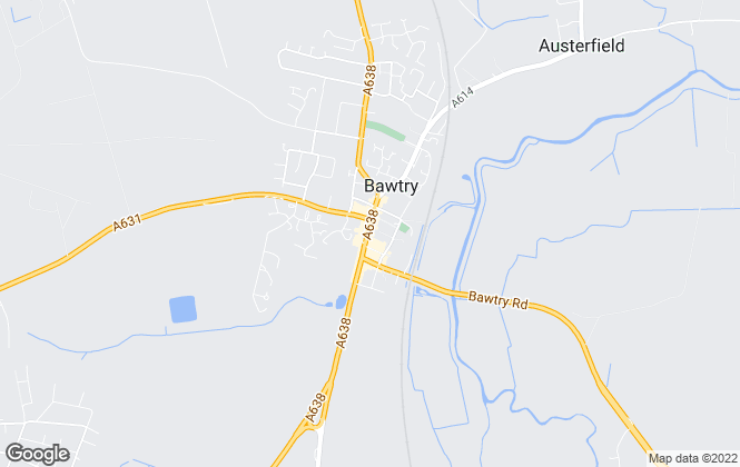 Map for William H. Brown, Bawtry