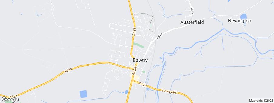 Map for Conroy Brook (Developments) Ltd