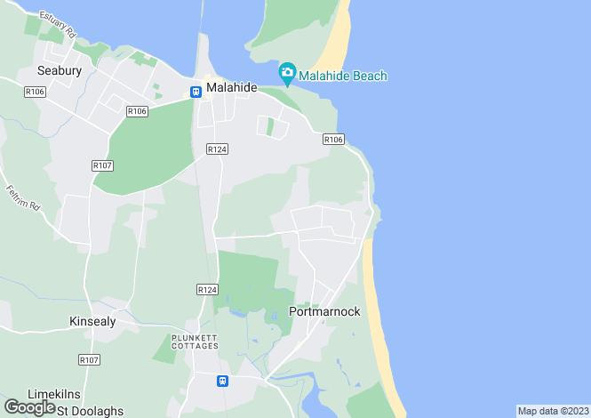 Map for 19a Limetree Avenue , Portmarnock,   County Dublin