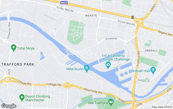 Map for Park Lane Property Group, Manchester