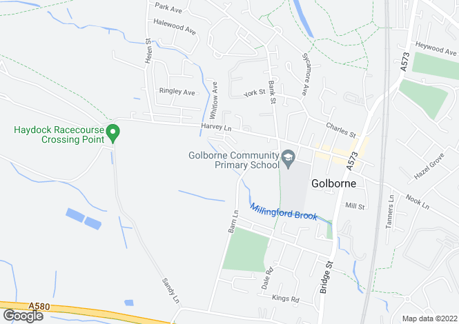 Map for CLIFTONMILL MEADOWS,