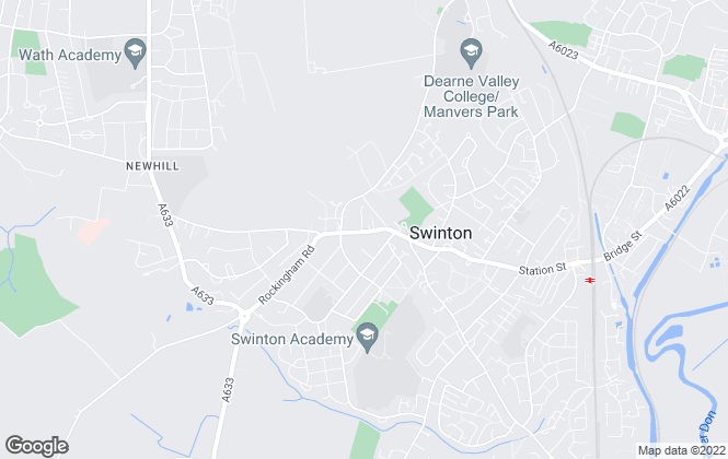 Map for Bsmart Homes, Swinton