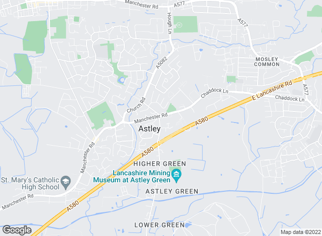 Map for YOUR MOVE, Astley