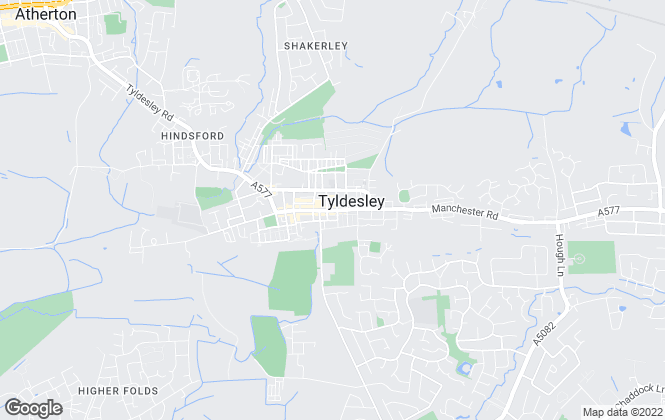 Map for Smoothmove Property , Tyldesley