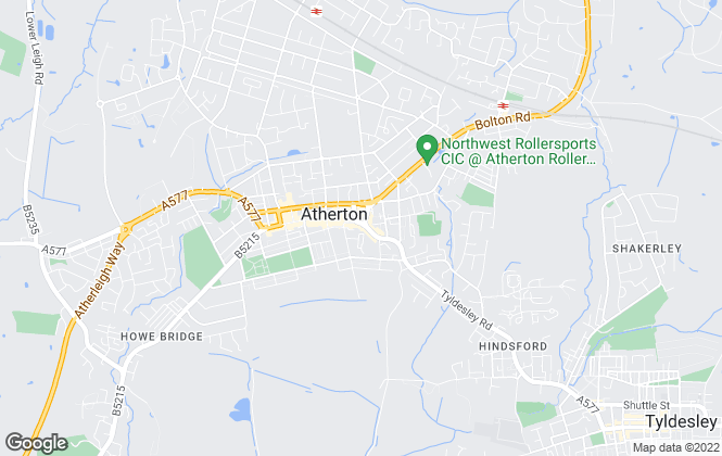 Map for Hatton Munro & Partners , Atherton