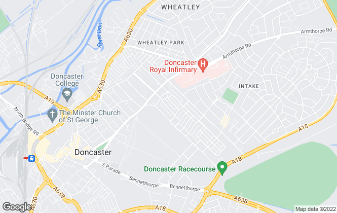 Map for Kerrigans Property Sales & Lettings, Doncaster