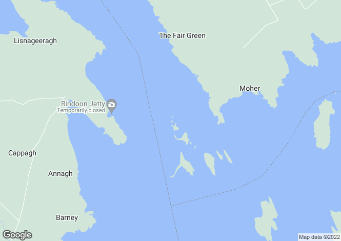 Map for The Black Islands, Lough Ree, Newtowncashel, Co Longford