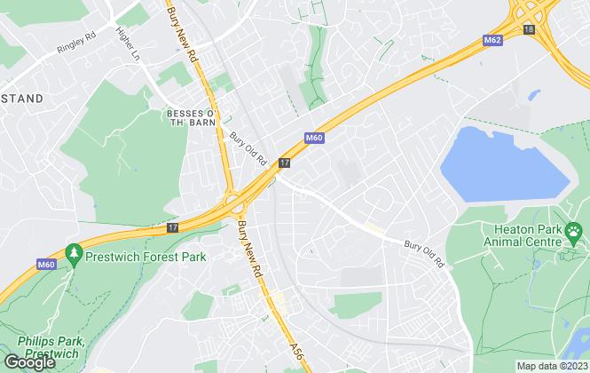 Map for Philip Ellis Properties Limited, Philip Ellis