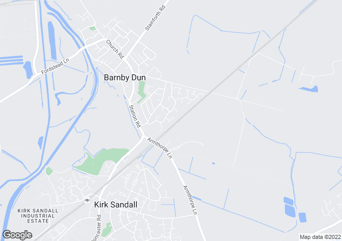Map for Woodedge,21, Shawfield Close, Barnby Dun