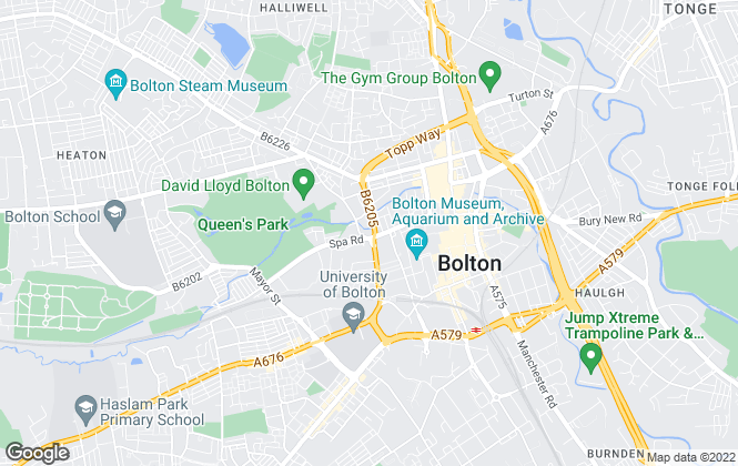 Map for To Let, To Let Bolton