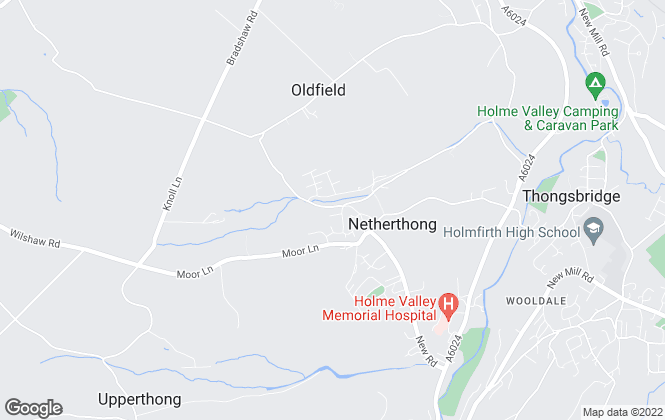 Map for LSL Land & New Homes , Deynebrook