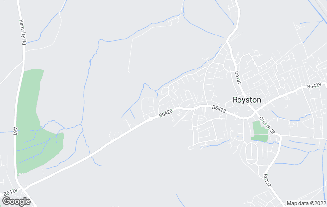 Map for Joe Pole Storage Limited, Barnsley