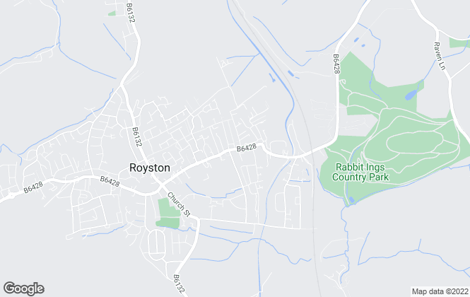 Map for Excess Properties, Royston - Lettings