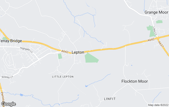 Map for Fastmove, Yorkshire