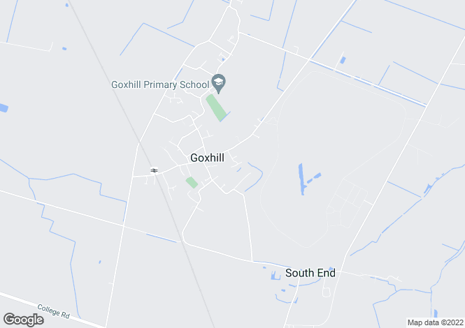 Map for 2 bedroom semi detached house in Goxhill, Barrow-Upon-Humber