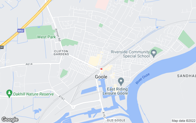 Map for Housesetc Limited, Goole