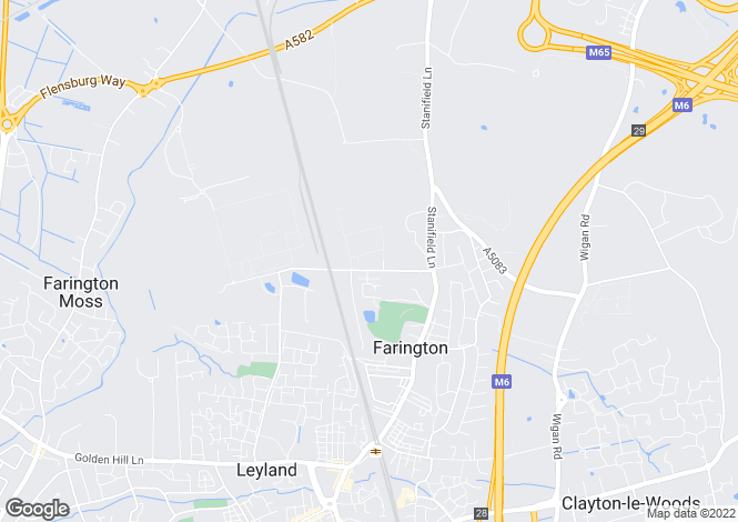 Map for Leyland Business Park, Ce, Leyland, Lancashire, PR25