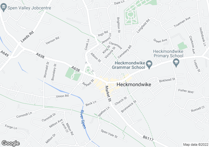 Map for 7 Cemetery Road,
