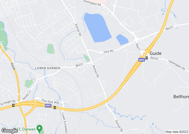 Map for Unit 6 Centurion Business Park