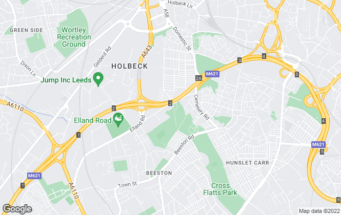 Map for Valor Properties , Leeds