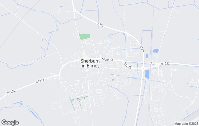 Map for Mike Dobson, Sherburn-In-Elmet