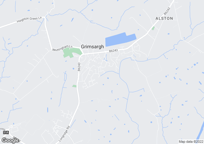 Map for Crofts Drive, Grimsargh