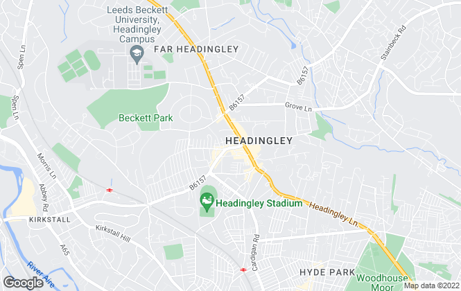 Map for Pickard Leeds Limited, Leeds