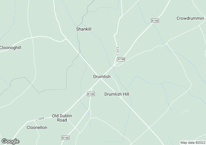 Map for Longford, Drumlish