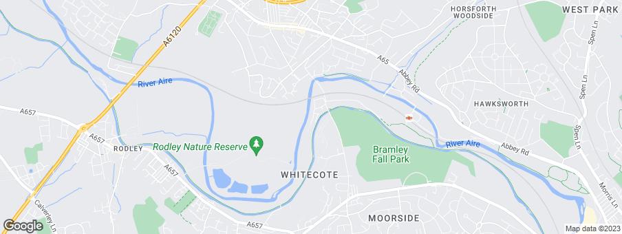 Map for Stonebridge Homes