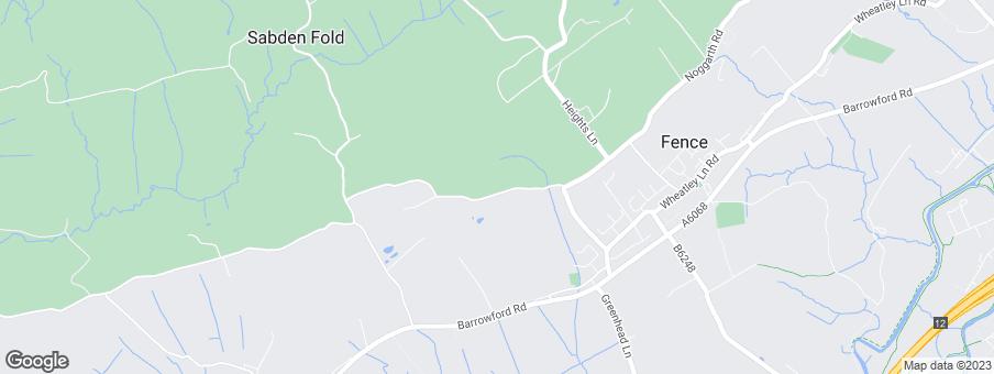 Map for Skipton Properties Ltd