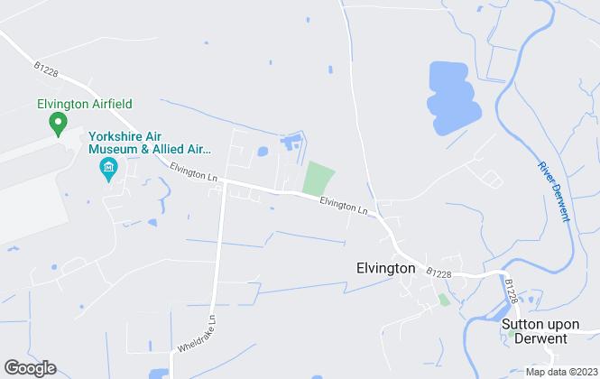 Map for EweMove, York