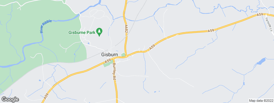 Map for Prospect GB Ltd